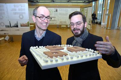 Das Neubauvorhaben Trave-Campus der Handwerkskammer Lübeck soll von einem Architekturbüro aus Süddeutschland umgesetzt werden. Archivfoto: Handwerkskammer Lübeck.