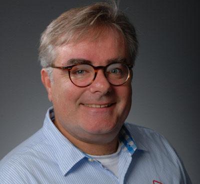 Thomas-Markus Leber fordert die Stadt zum Abschalten des Blitzers auf.