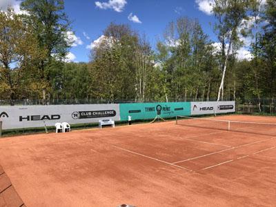 Die Tennisanlage des ATSV Stockelsdorf ist wieder geöffnet. Foto: ATSV