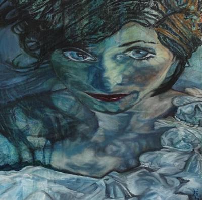 Die Bilder von Barbara Pröttel passen nicht in eine bestimmte Schublade. Bild: Barbara Pröttel
