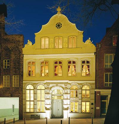 Im Buddenbrookhaus gibt es am Donnerstagabend ungewohnte Musik. Foto: Museen