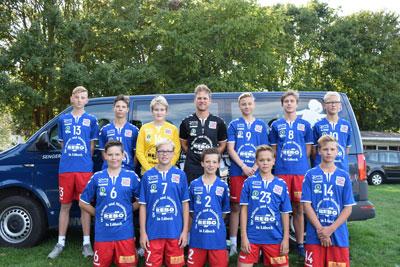 mC TSV Travemünde hat souverän auch gegen den VfL Geesthacht gewonnen. Foto: TSV Travemünde.