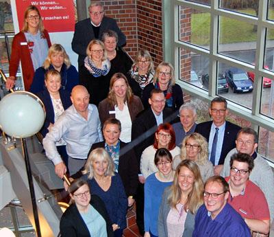 Arbeitsvermittler aus Dänemark und Deutschland diskutierten in Lübeck über eine stärkere Zusammenarbeit. Foto: Agentur für Arbeit
