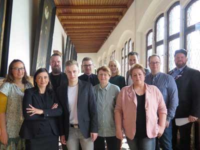 Die Fraktion der Grünen in der Bürgerschaft lädt zu einer öffentlichen Sitzung ein.