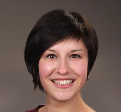 Sophie Bachmann, ist Vorsitzende des SPD-Ortsvereins Holstentor Süd. Foto: Sophie Bachmann