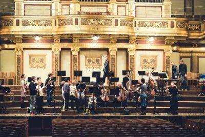 Das Kammerorchester Basel gastierte in der MuK, Fotos: Christian Ruvolo, Lukasz Rajchert/SHMF