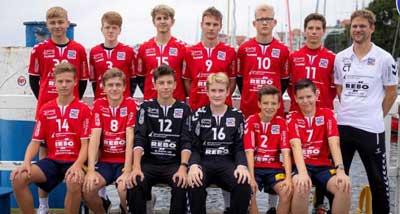 Mussten trotz guter Leistung, die Heimreise ohne die zwei Punkte antreten:  Die mB des TSV Travemünde. Foto: Verein