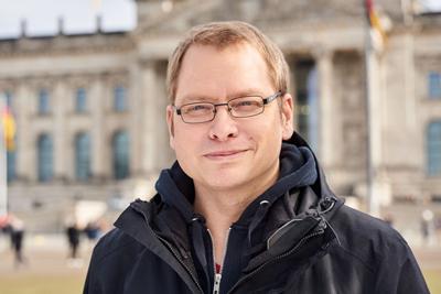 Der Bundestagsabgeordnete der Linken Lorenz Gösta Beutin möchte zum Thema Energiewende aus linker Sicht diskutieren.