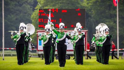 Die Deutsche Jugend-Brassband Lübeck feiert ihr 70-jähriges Jubiläum. Foto: DJB.