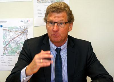 Wirtschaftsminister Dr. Bernd Buchholz kündigt stichprobenartige Prüfungen bei der Soforthilfe an.