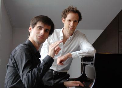 Das Duo Javanaise lädt am Dienstag zu einer Visite in die Welt des Chansons ein. Foto: Veranstalter