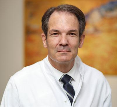 Prof. Dr. Stephan Ensminger ist Direktor der Klinik für Herz- und thorakale Gefäßchirurgie. Foto: Thomas Berg / bilderberg.tv