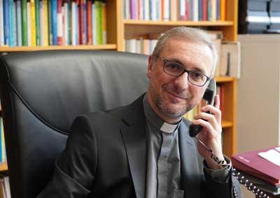 Dr. Stefan Heße ist der dritte Erzbischof des Erzbistums Hamburg. Archivfoto: Harald Denckmann