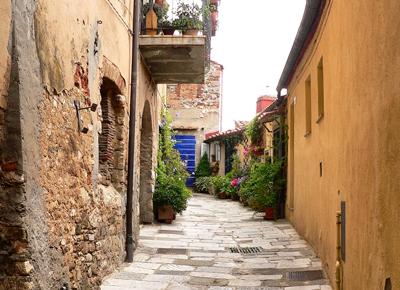 Urlaubserinnerungen aus der Toskana. Foto: Chiara Roth.