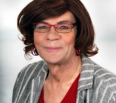 Jen Schulz ist Vorsitzende der GAL.