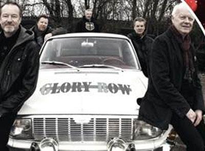 Glory Row stehen für virtuos gespielten Rock der 70er.