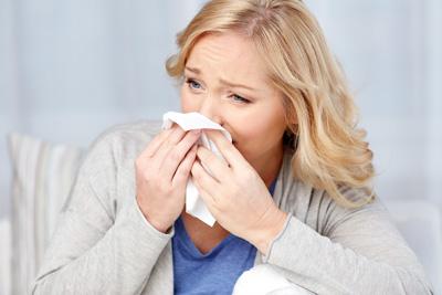 Deutlich weniger Influenza-Erkrankte gab es in der beendeten Grippesaison in Lübeck. Foto: AOK