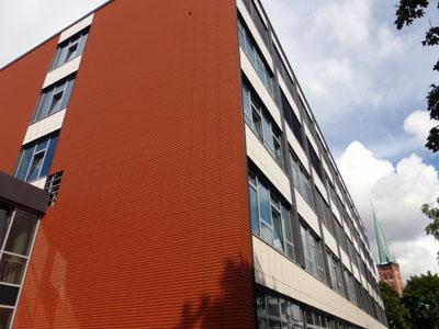 Aus Lübeck wurden die Hanse-Schule und die Thomas-Mann-Schule nominiert.