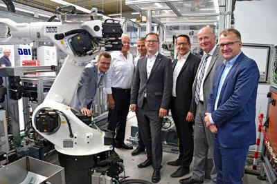 Das Unternehmen IBG kündigt einen Neubau neben dem aktuellen Firmensitz an. Foto: IHK/Tietjen