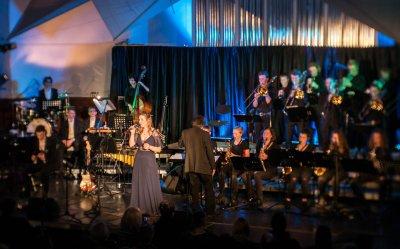 Die Johanneum Big Band stellt am Freitag ihr aktuelles Programm vor. Foto: Veranstalter