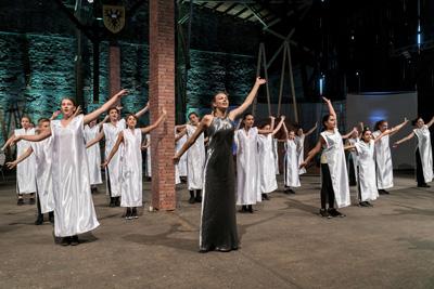 Am Pfingstwochenende besteht nochmals die Gelegenheit, die Lübeck-Oper in der  Originalbesetzung zu sehen. Foto: Christoffer Greiß.