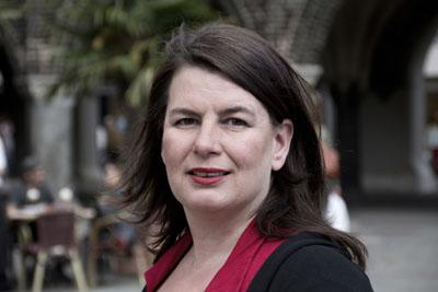 Katjana Zunft fordert ein Zwang zum Bau von Sozialwohnungen.