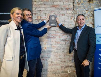 Die Kaufmannschaft zu Lübeck hat erneut den Architekturpreis ausgeschrieben. Foto: KM HL