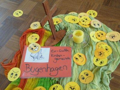 Die Kirchengemeinde Bugenhagen in Lübeck lädt ein zu einem Konzert. Archivfoto: Anne M. Müller