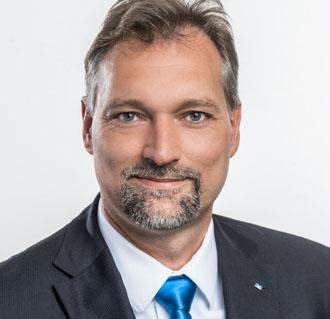 Lars Lehrke ist hauspolitischer Sprecher der Fraktion Die Unabhängigen.