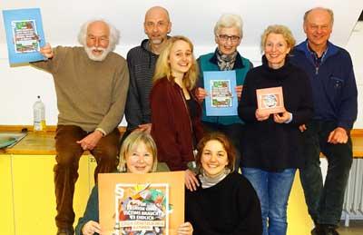 Die Lübecker Initiative Lieferkettengesetz setzt sich für faire Bedingungen vom Produzent bis zum Verbraucher ein. Foto und Audio: Harald Denckmann.