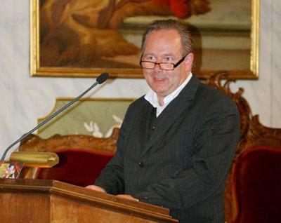 Lothar Möller ist Vorsitzender der Bürger für Lübeck.