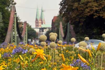 Vergleichsweise viele Menschen suchen nach Arbeit in Lübeck. Foto: JW.