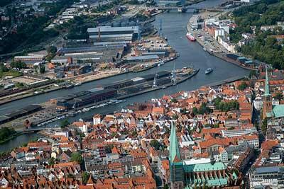 Die Immobilienpreise sind seit Ende 2019 in Lübeck um 6 Prozent gestiegen.