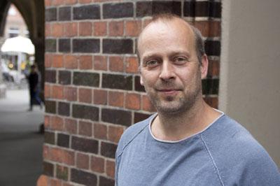 Sascha Luetkens ist Vertreter der Linken im Bauausschuss.