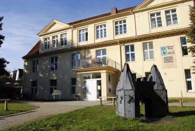 Die Musik- und Kunstschule befindet sich in der Kanalstraße. Foto: MKS
