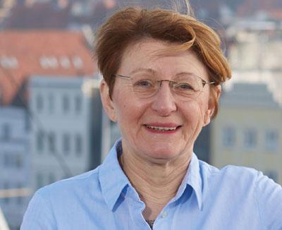 Silke Mählenhoff war Teil der Lübecker Delegation auf dem Hansetag in Rostock.