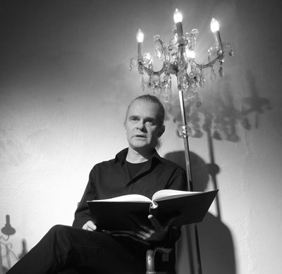 Manfred Upnmoor liest Ruprechtsnacht. Foto: Veranstalter