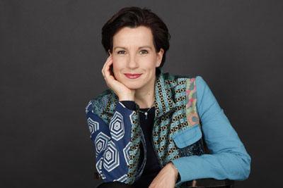 Die Sopranistin Miriam Meyer-Waide ist zu Gast bei den Abendmusiken in St. Marien. Foto: Thomas Berg