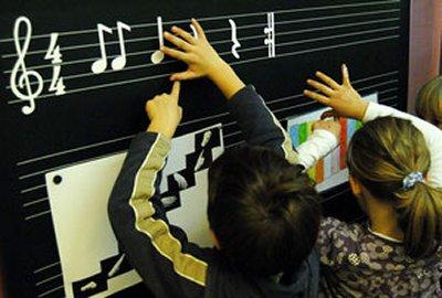 In der Musikwerkstatt der Musik- und Kunstschule Lübeck sind noch Plätze frei. Foto: MKS