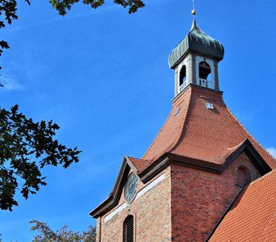 St. Johannis Kirche Oldenburg/Holstein. Foto: Manfred Prüß
