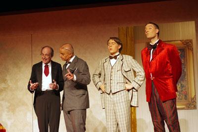 Die Pension Schöller eröffnet den Theater Sommer. Foto: Veranstalter