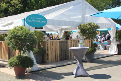 In Scharbeutz präsentiert die Tourismus-Agentur Lübecker Bucht einen Pfingstmarkt zum Schlendern. Foto: TA Lübecker Bucht.