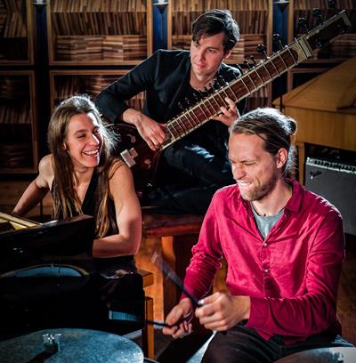 Das Pulsar Trio ist am am Freitag live im CVJM zu hören. Foto: Veranstalter.