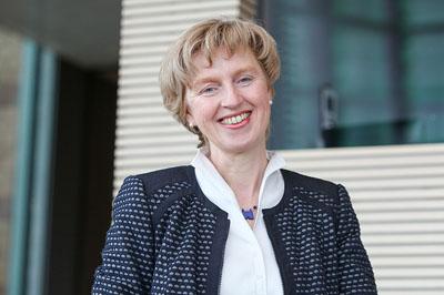 Anette Röttger ist Kreisvorsitzende der CDU.