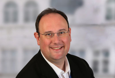 Lars Rottloff ist Vorsitzender der CDU Innenstadt.