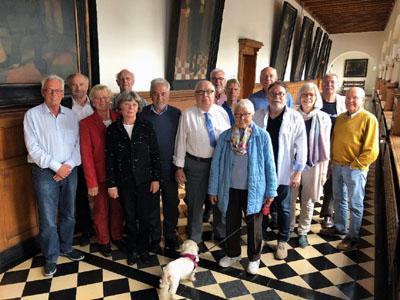 Der Beirat vertritt die Interessen der älteren Mitbürger in der Politik.
