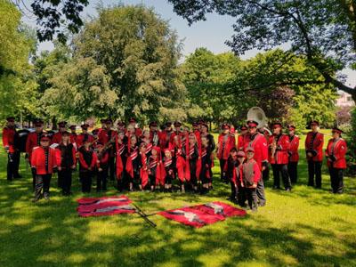 Das Lübecker Stadtorchester lädt zum Konzert auf dem Schrangen ein. Musiker können sich gerne beteiligen. Foto: Veranstalter