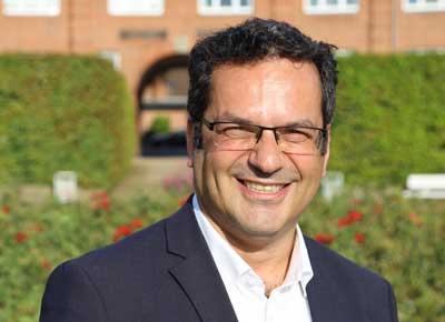 Ingo Schaffenberg ist Vorsitzender des Sozialausschusses der Bürgerschaft.