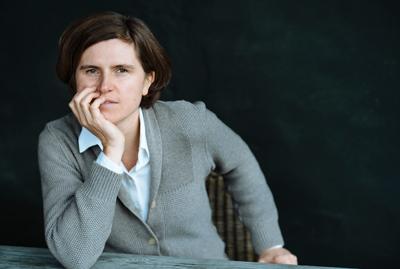 Judith Schalansky wird am Dienstag in der Overbeck-Gesellschaft aus ihrem Roman lesen. Foto: Jürgen Bauer/Suhrkamp Verlag.