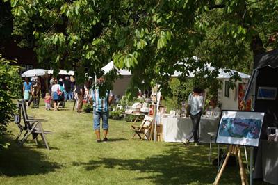 Schattiner Kunst- und Musikfreude fiebern  dem fünften Kunstfest entgegen. Foto: Veranstalter.
